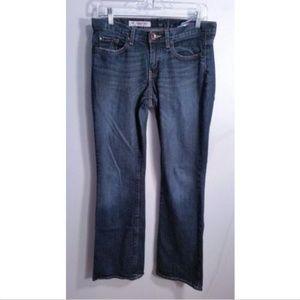 Express X2 Jeans Curvy size 4 Boot Cut dark wash